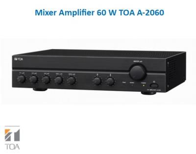 Mixer Amplifier 60W TOA A-2060