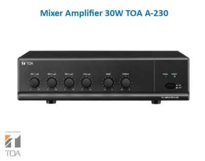 Mixer Amplifier 30W TOA A-230
