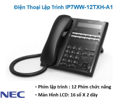 Điện thoại IP NEC IP7WW-8IPLD-C1 TEL