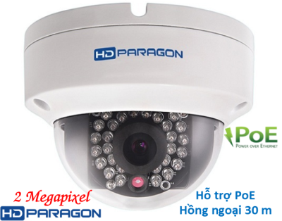 Camera IP HDPARAGON HDS-2121IRAW