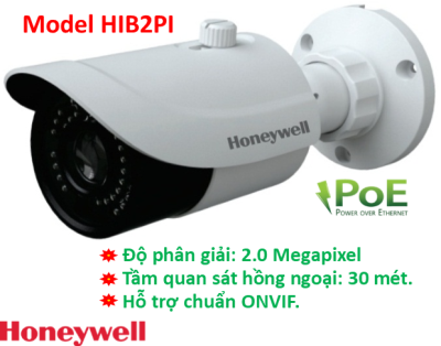 Camera IP HONEYWELL HIB2PI