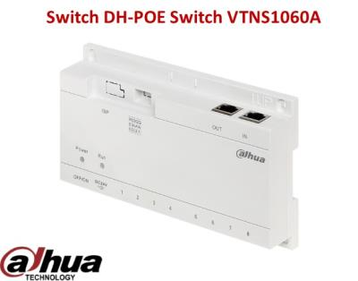 Switch Dahua DH-POE Switch VTNS1060A